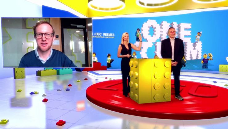2021 LEGO REEMEA SALES & MARKETING CONFERENCE