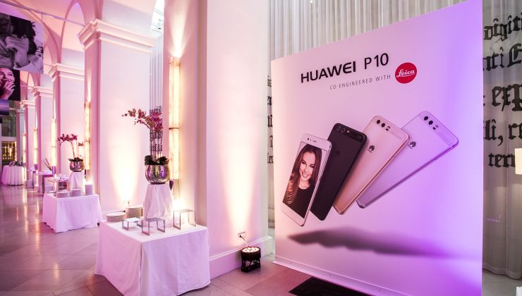 Launch of the NEW P10 MODEL
